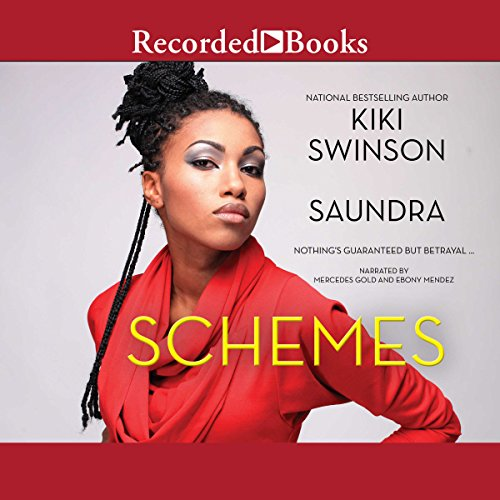 Schemes audiobook cover art
