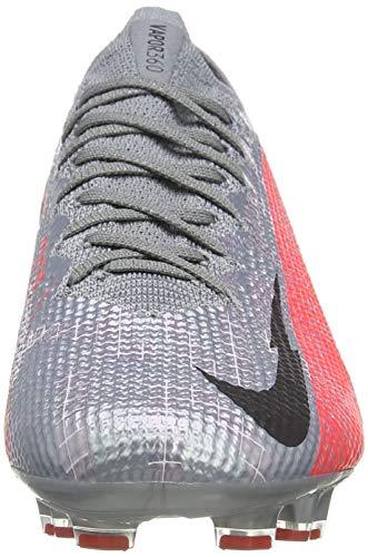 Nike Vapor 13 Elite MDS Fg Mens Firm-Ground Soccer Cleat Cj1295-401 grey Size: 12 UK