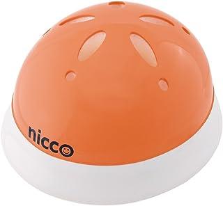 クミカ工業 Nicco ヘルメット KH002L/ベビー用/47-52cm/SG/日本製/ハードシェル オレンジ