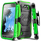 Best Galaxy S6 Active Case Supcases - Galaxy S6 Active Case, Evocel [New Generation] Dual Review