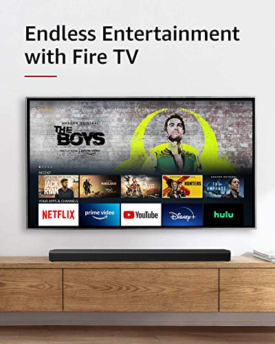 TCL Alto 8+ 2.1 Channel Sound Bar with Built-In Subwoofer – Fire TV Edition