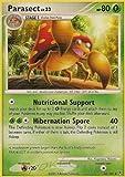 Pokemon Platinum Supreme Victors Single Card Parasect #38 Rare [Toy]