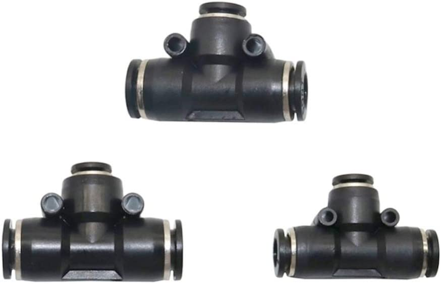 Non-leak Max 57% OFF Hose Quick Coupling connector Garde Slip-lock Tee Our shop OFFers the best service