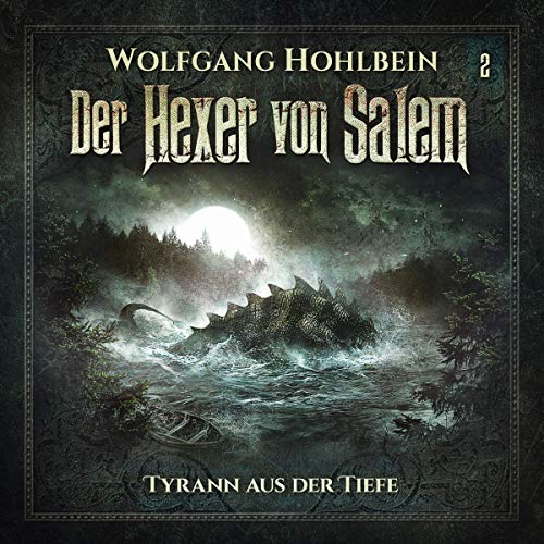 Tyrann aus der Tiefe audiobook cover art