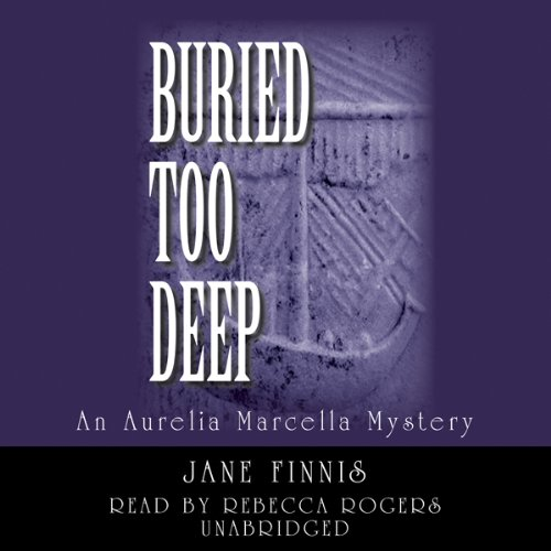 Buried Too Deep audiobook cover art