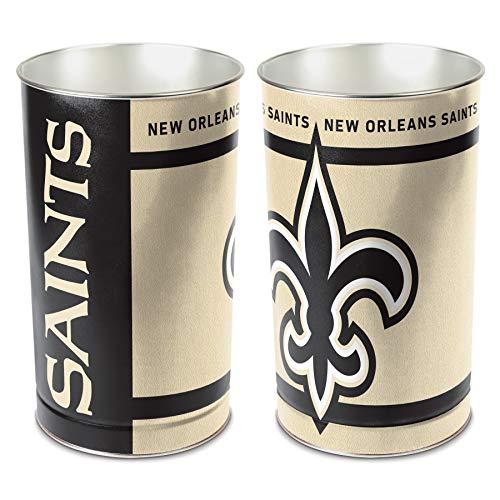 New Orleans Saints Wastebasket