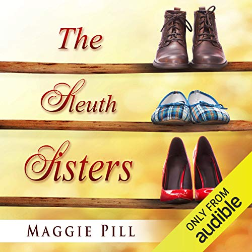 The Sleuth Sisters audiobook cover art