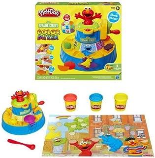 Sesame Street Play-doh Color Mixer