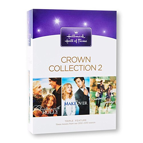 Hallmark Hall of Fame Crown Collection 2 * Christmas with Holly, The Makeover, Remember Sunday DVD