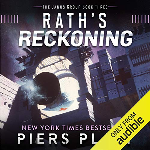Rath's Reckoning audiobook cover art