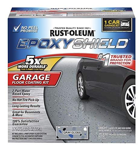 Rust-Oleum 251965 Garage Floor Kit