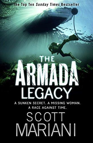 The Armada Legacy (Ben Hope, Book 8) (English Edition)