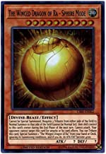 The Winged Dragon of Ra - Sphere Mode - CIBR-ENSE2 - Super Rare - Limited Edition - Circuit Break: Special Edition (Limited Edition)