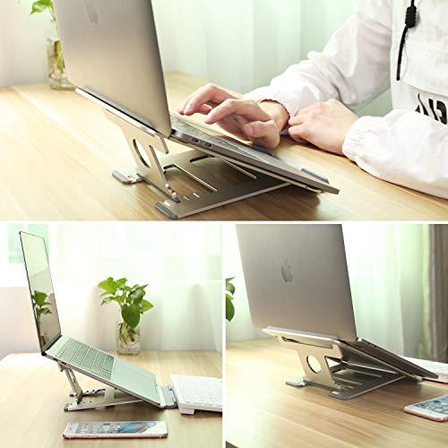 Laptop-Stand-Aluminum-Ergonomic-Portable-Foldable-Laptop-Support-Stand