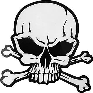 MAMA STICKER Vinyl Bumper Skeleton Zombie Dead Reaper Cross Bone Devil Dead Black Pirate Monster Native K9 Decal Symbol Luggage Notebook Chopper Motorcycle Helmet Truck Van Window Scrapbook Laptop