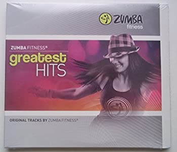 Zumba Fitness Greatest Hits  Music Collection  - 3 CD Set