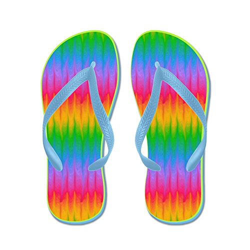 CafePress - Gay Lesbian Pride Rainbow - Flip Flops, Funny Thong Sandals, Beach Sandals