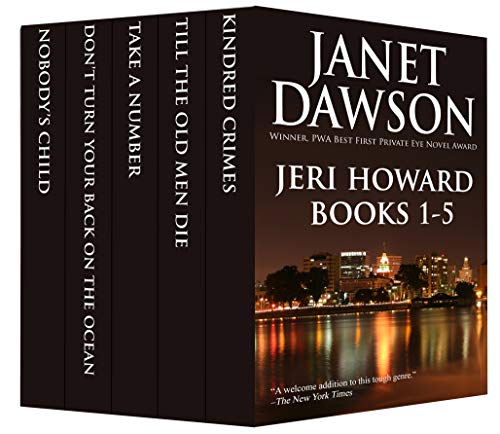 The Jeri Howard Anthology: Books 1-5 (The Jeri Howard Series)