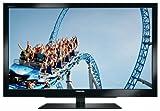 FULL HD Fernseher mit 107 cm (42 Zoll) Bildschirmdiagonale und Auflösung: 1920 x 1080 Pixel Bildschirmauflösung LED-Backlight Technologie für ein flacheres, energieeffizienteres und kontrastreicheres Display 16:9 / Polarisations-3D-TV, Kontrastverhäl...