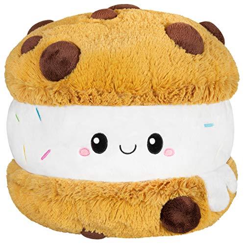 Squishable / Comfort Food Cookie Ice Cream Sandwich 15' Plush