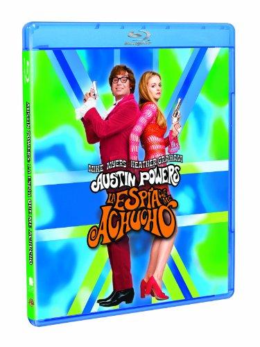 Austin Powers:La Espía Que Me Achuchó Blu-Ray [Blu-ray]