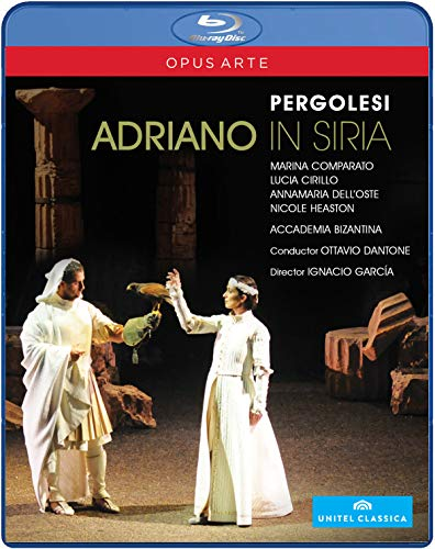Adriano in Siria [Blu-ray]