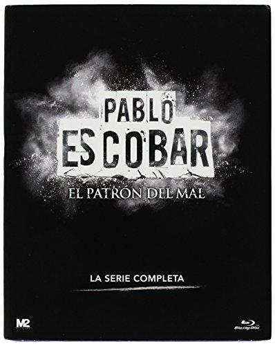 Pablo Escobar: El Patron del Mal. Serie completa - Box Set -...