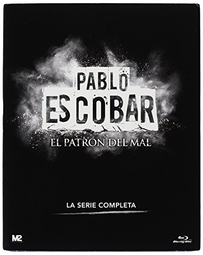 Pablo Escobar: El Patron del Mal. Serie completa - Box Set - Exclusivo de Amazon con Card Collezione (Collectors Edition) [Audio Español] [Italia] [Blu-ray]