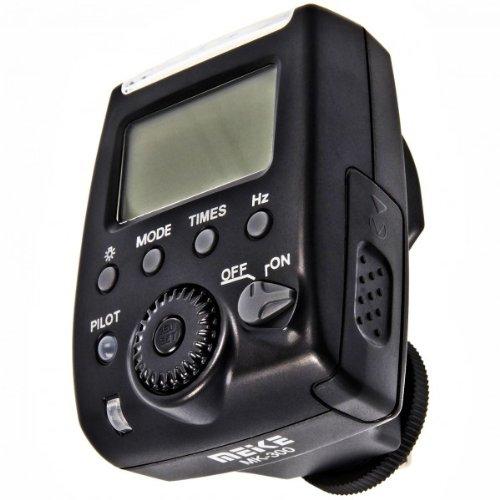 Impulsfoto Einsteiger i-TTL Blitzgeraet (LZ 32) Fuer Nikon DSLR Kameras - aehnlich SB-400