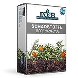 IVARIO Bodenanalyse auf Schadstoffe/Schwermetalle...