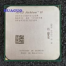 AMD Athlon II X4 640 3.0GHz Quad-Core Desktop CPU Processor ADX640WFK42GM Socket AM3 2MB 95W