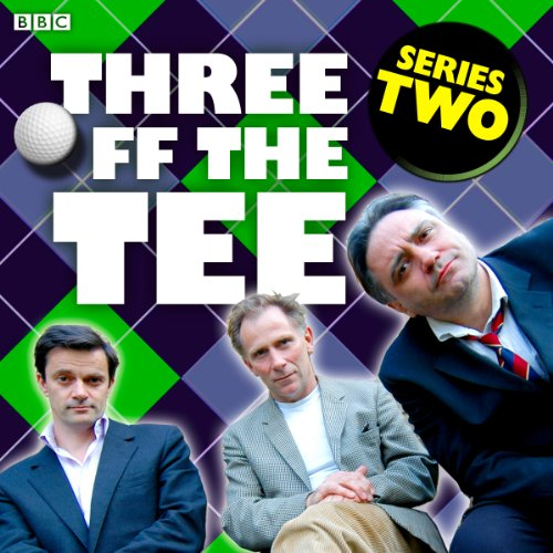 Page de couverture de Three off the Tee: Series 2