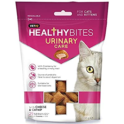 VetIQ Urinary Care Bites - Cat, 4 x 65g