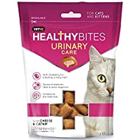 Contains Cranberry for a healthy urinary tract Contains Catnip to stimulate exercise and play and Yucca plant extract to reduce litter tray odors Contains taurine for healthy eyes and heart With antioxidants to support healthy immune system. Suitable...