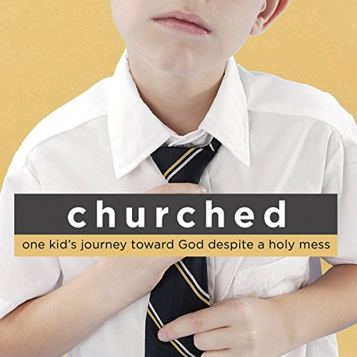 Churched audiobook cover art