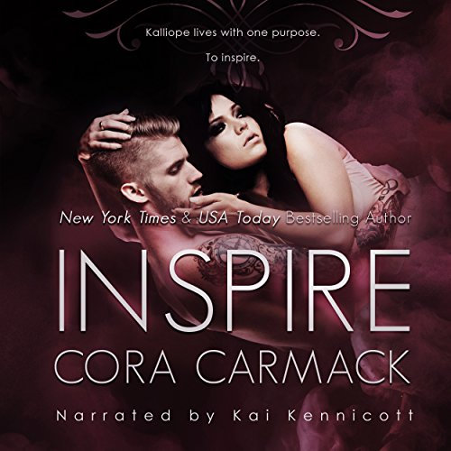 Inspire audiobook cover art