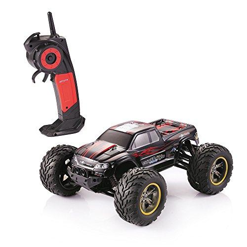 Gptoys S911 Autoelettrica radiocomandata RC, sportiva, da corsa ad alta velocità, 42km/h, scala 1:12, telecomando a 80m, 2WD, 2,4GHz