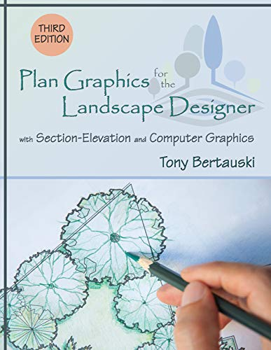 Compare Textbook Prices for Plan Graphics for the Landscape Designer: with Section-Elevation and Computer Graphics, Third Edition 3 Edition ISBN 9781478637264 by Tony Bertauski