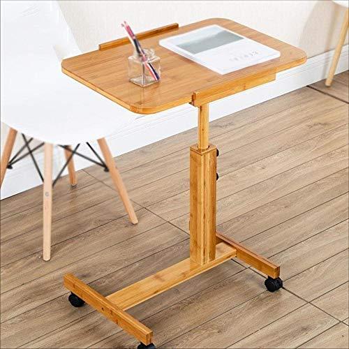 Home Beistelltische Einfacher Laptop-Schreibtisch Einfacher Desktop-Home-Schreibtisch Abnehmbarer Lift-Nachttisch, BOSS LV, 60 * 40 cm