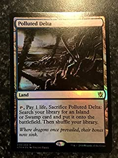 Magic: the Gathering - Polluted Delta (239/269) - Khans of Tarkir - Foil