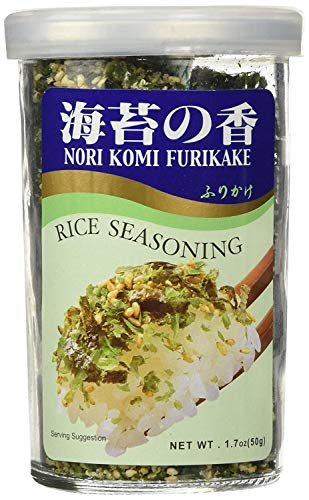 Nori Fume Furikake Rice Seasoning - 1.7 oz