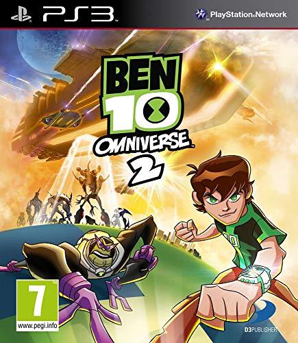 Ben 10 Omniverse 2 : Playstation 3 , FR