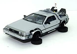 Welly - Back to The Future II - 1/24 Scale '81 Die Cast Car - Delorean LK