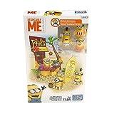 'Mattel Mega Bloks DPG70Minions Club–Île de chaos, Construction et Construction Jouets