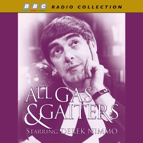 All Gas & Gaiters cover art