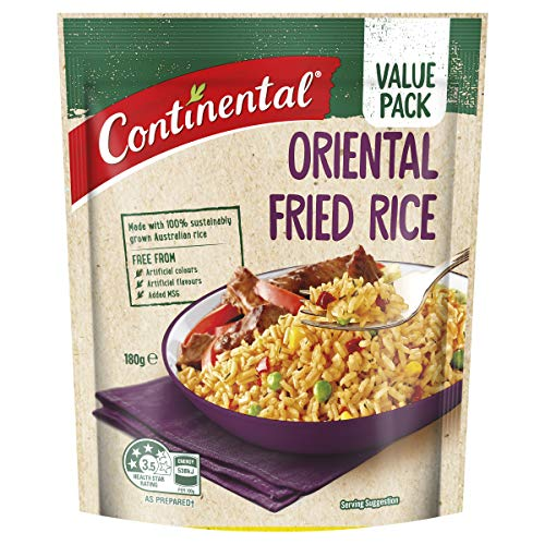 CONTINENTAL Rice Family Oriental Fried Rice 180g