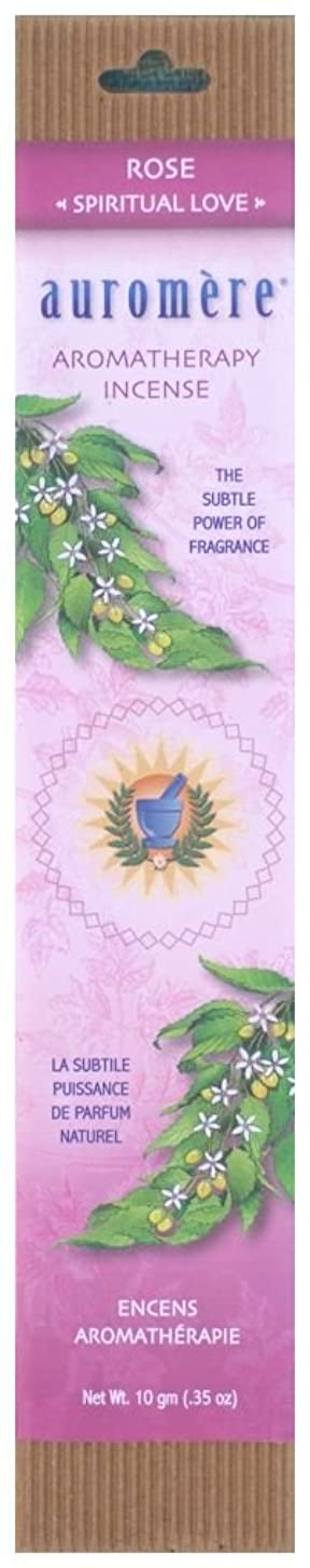 アクセスできないフェミニン受け皿Auromere 花とスパイスのお香