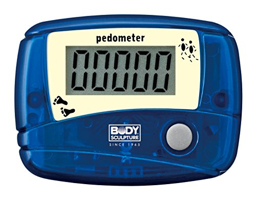 Body Sculpture BP-301 Pedometer (Blue)