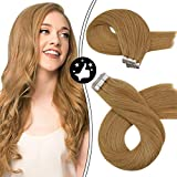 Best Tape In Hair Extensions - Human Hair Extensions Tape in Moresoo Tape in Review