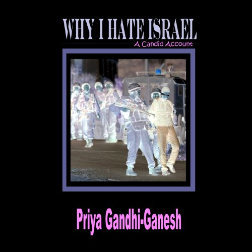 Why I Hate Israel audiobook cover art